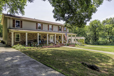 Loudon Single Family Home For Sale: 2897 Queener Rd