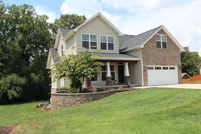 Maryville Single Family Home For Sale: 2116 Griffitts Mill Circle