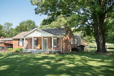 Maryville Single Family Home For Sale: 117 Memorial Drive
