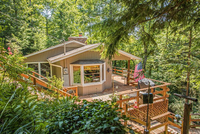 Knoxville Single Family Home For Sale: 2504 Mont Glen Drive