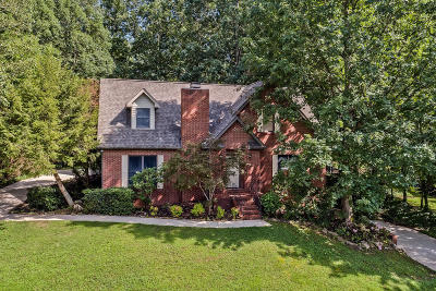 Oak Ridge Single Family Home For Sale: 155 Whippoorwill Drive