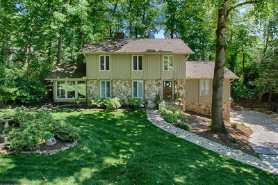 Knoxville Single Family Home Pending - Continue To Show: 12201 Oakmont Circle
