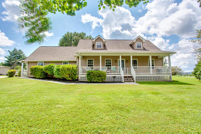 Lafollette Single Family Home For Sale: 3488 General Carl W Stiner Hwy