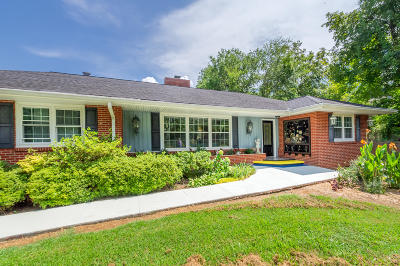 Knoxville Single Family Home For Sale: 5908 E Sunset Rd