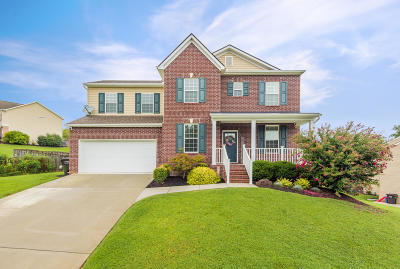 Knoxville Single Family Home For Sale: 11615 Grove Hill Lane Lane