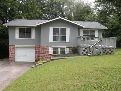 Knoxville Single Family Home For Sale: 2304 Nuthatcher Rd