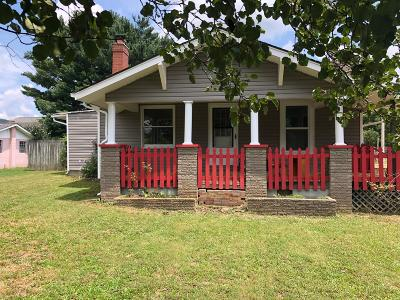 Maynardville Single Family Home For Sale: 115 Myers Lane