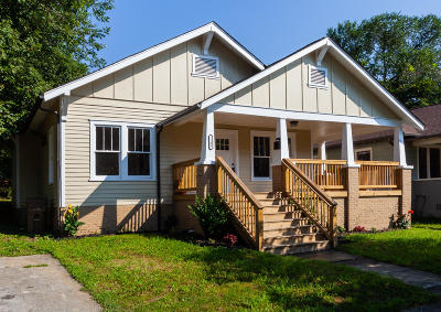 Knoxville Single Family Home For Sale: 2509 Woodbine Ave