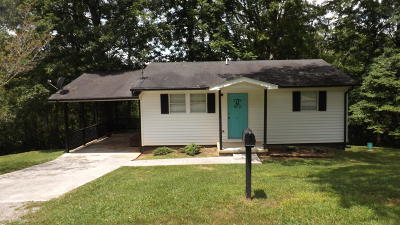 Union County Single Family Home For Sale: 610 Blue Springs Rd