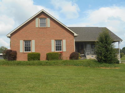 Crossville Single Family Home For Sale: 900 Rhea Rd