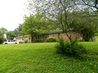 Bean Station, Thorn Hill, Rutledge, Washburn, Blaine Single Family Home For Sale: 259 McBee Mill Rd