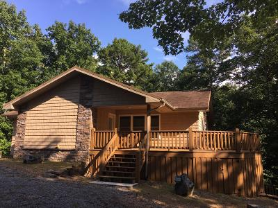 Single Family Home For Sale: 221 Cumberland Cove Rd