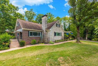 Knoxville Single Family Home For Sale: 5601 Lake Shore Drive