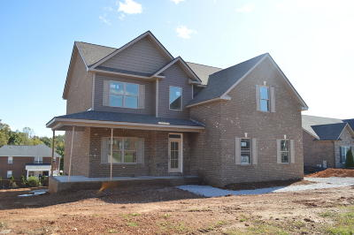 Knoxville Single Family Home For Sale: 4516 McCloud Springs Lane