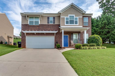Knoxville Single Family Home For Sale: 11605 Grove Hill Lane