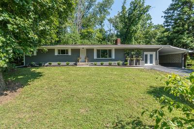 Knoxville Single Family Home For Sale: 207 Lake Forest Drive