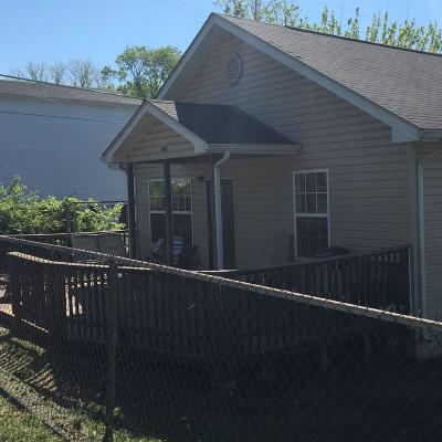 Knoxville Single Family Home For Sale: 1400 Jourolman Ave