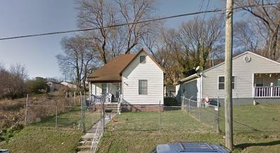 Knoxville Single Family Home For Sale: 2127 Virginia Ave