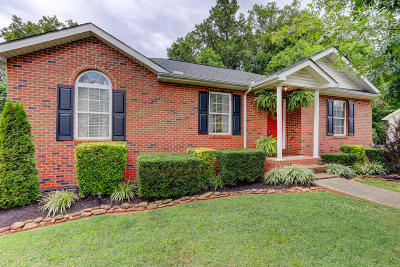 Knoxville Single Family Home For Sale: 7843 Cody Lane