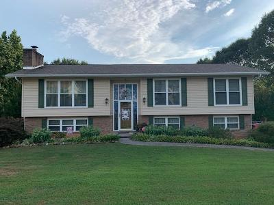 Powell Single Family Home For Sale: 7721 Castlecomb Rd