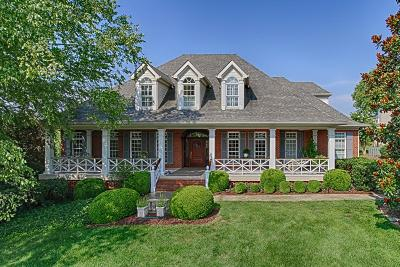 Knoxville Single Family Home For Sale: 1006 Gettysvue Drive