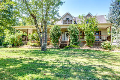 Sweetwater Single Family Home For Sale: 204 Acorn Gap Rd Rd