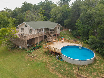 Sevierville Single Family Home For Sale: 524 Gists Creek Rd