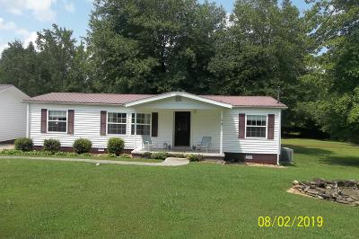 Oliver Springs Single Family Home Pending - Continue To Show: 211 Cumberland Rd