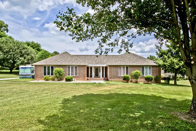 Blount County Single Family Home For Sale: 1720 W Whitney Circle