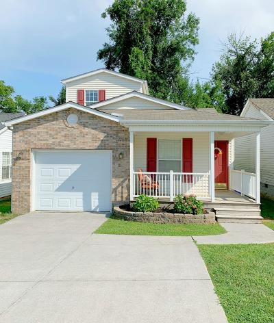 Single Family Home Pending - Continue To Show: 10514 Cavenders Way