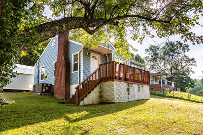 Knoxville Single Family Home For Sale: 4325 Strawberry Plains Pike