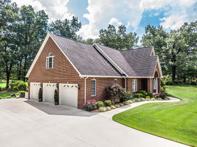 Crossville Single Family Home For Sale: 158 Goose Pointe