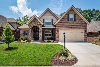 Knoxville Single Family Home For Sale: 11366 Shady Slope Way
