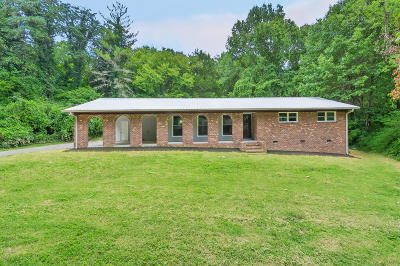 Knoxville Single Family Home For Sale: 3113 Saratoga Drive