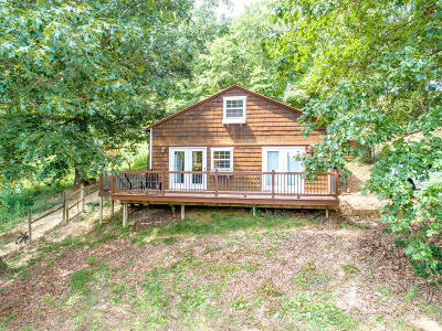 New Tazewell Single Family Home For Sale: 1703 Leatherwood Hollow Rd