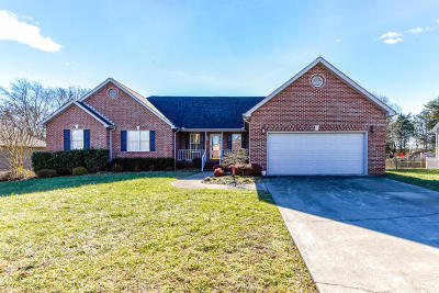 Maryville Single Family Home Pending - Continue To Show - I: 861 Somerset Drive