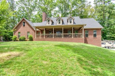 Knox County Single Family Home For Sale: 9915 Smoky Row Rd