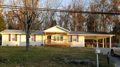 Friendsville Single Family Home For Sale: 4815 Miser Station Rd