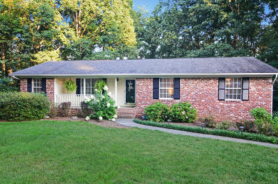Knoxville Single Family Home For Sale: 1114 Burning Tree Lane