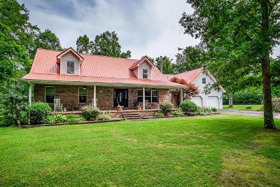 Clarkrange Single Family Home For Sale: 1125 Deer Lodge Highway 1125 Hwy