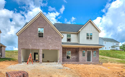 Knoxville Single Family Home For Sale: 10705 Hunters Knoll Lane (Lot 235)