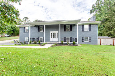 Powell Single Family Home For Sale: 1131 Paradise Drive