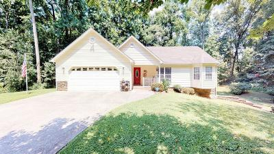 Sweetwater Single Family Home Pending - Continue To Show: 443 Edgewood Drive