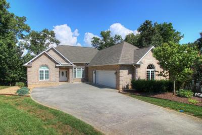Single Family Home For Sale: 125 Seminole Lane