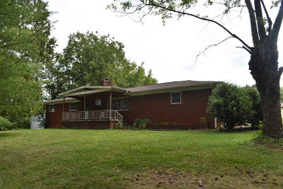 Knoxville Single Family Home For Sale: 6430 Sevierville Pike