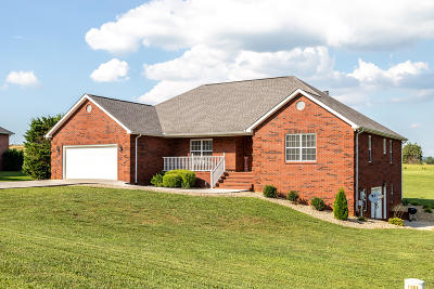 Maryville Single Family Home For Sale: 555 Carpenter View Drive