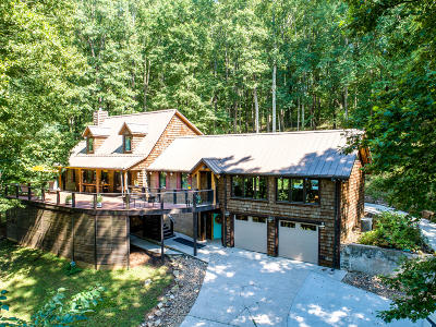 Knoxville Single Family Home For Sale: 1504 Hall Acres Drive