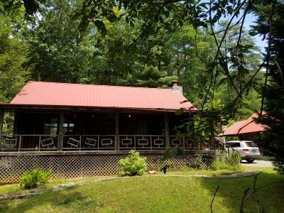Tellico Plains Single Family Home Pending - Continue To Show - F: 297 Dockery Rd