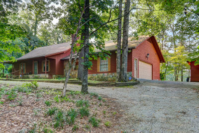 Single Family Home For Sale: 1223 Stonewall Jackson Dr Drive