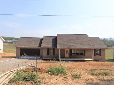 Maryville Single Family Home For Sale: 6318 Lanier Rd